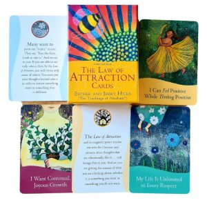 Law of Attraction Oracle Cards